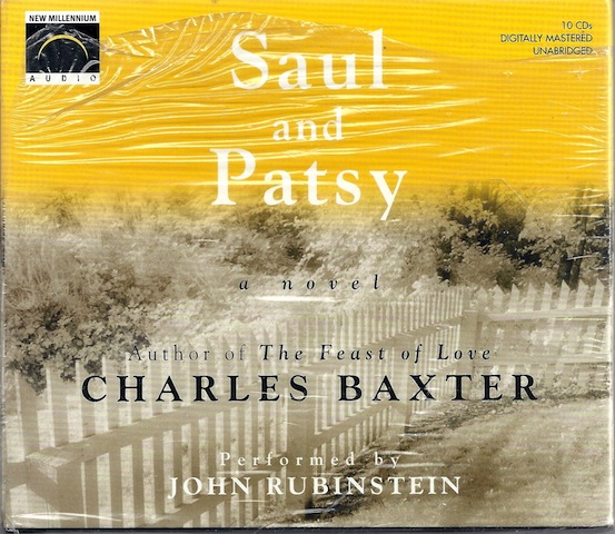 Saul and Patsy, Baxter, Charles; Rubinstein, John [Narrator]