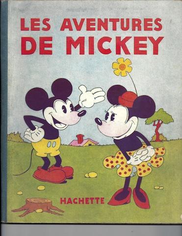 Les Aventures De Mickey Mouse 1st HACHETTE DISNEY 1931, N/a