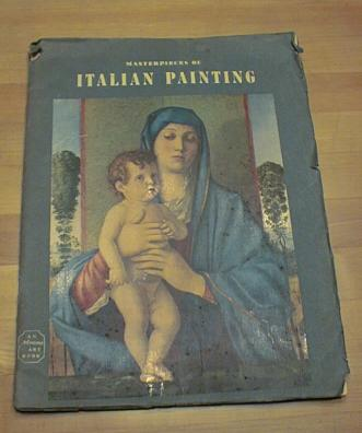 Masterpieces of Italian Painting Tipped in Plates, Thompson, James