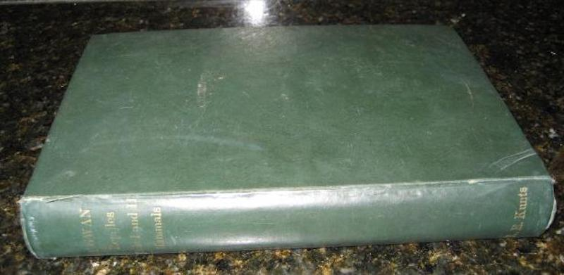 Quarterly Journal of Taiwan Museum Vintage 4 Vols, N/a