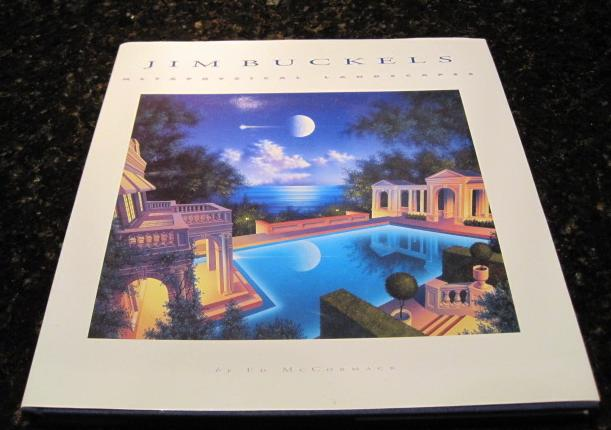 Jim Buckels Metaphysical Landscapes McCormack Signed, McCormack, Ed