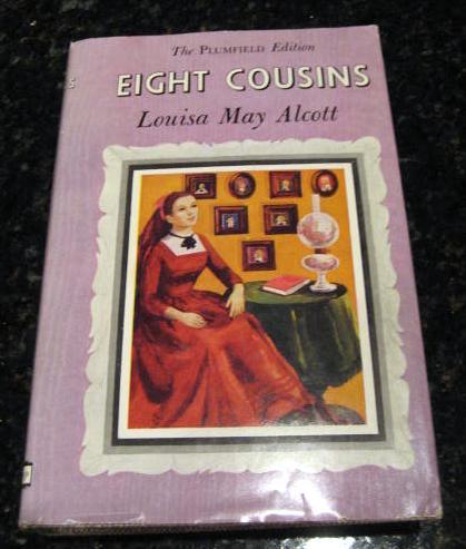 Eight Cousins Louisa May Alcott Plumfield Edition, Alcott, Louisa M