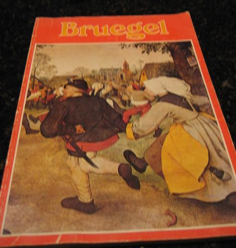 Bruegel 103 Illustrations Folio 1978 [Paperback] by Brown, Christopher, Christopher Brown