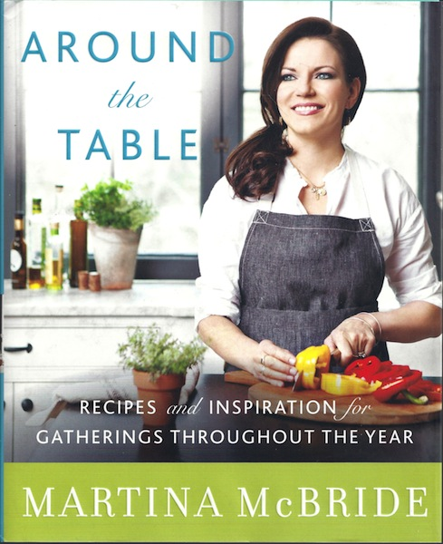 Around the Table: Recipes and Inspiration for Gatherings Throughout the Year, McBride, Martina; Cobbs, Katherine