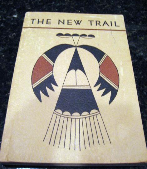 The New Trail Native American School Anthology 1953, N/a