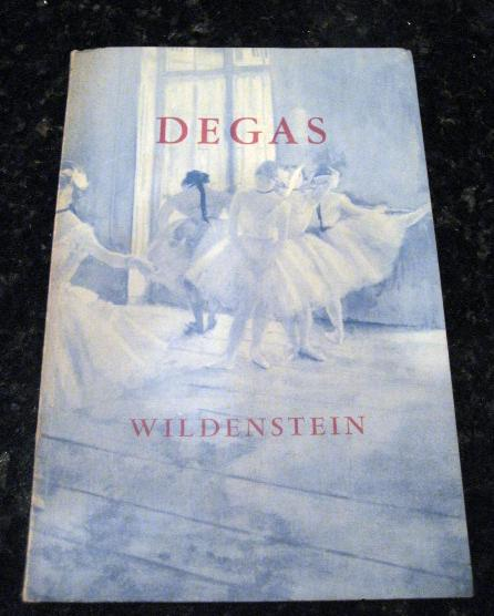 Degas Loan Exhibition 1960 Wildenstein [Paperback], Citzen's Committee of Children