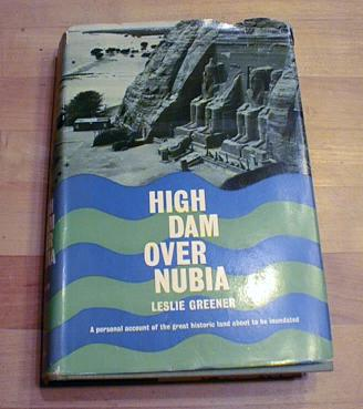 HIGH DAM OVER NUBIA [Import] [Hardcover] by GREENER, LESLIE, LESLIE GREENER