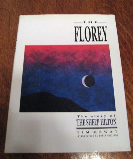 The Florey Story of Sheep Hilton Genetics [Hardcover] by Hewat, Tim, Tim Hewat