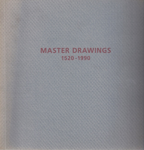 Master Drawings 1520 - 1990, Unknown