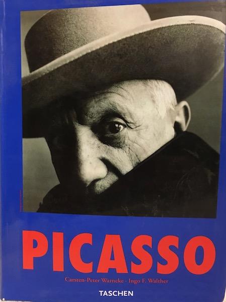Pablo Picasso 1881-1973 Warncke Color Illustrations, Walther, Ingo F