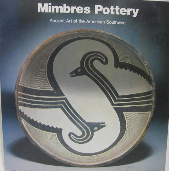 Mimbres Pottery Ancient Art American Southwest First Ed, N/a