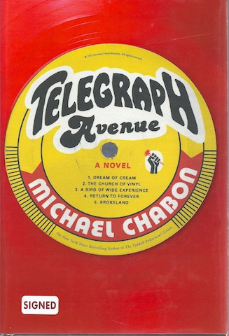 Telegraph Avenue: A Novel, Chabon, Michael