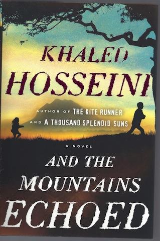 And the Mountains Echoed, Hosseini, Khaled