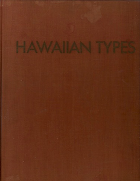 Hawaiian Types., Inn, Henry