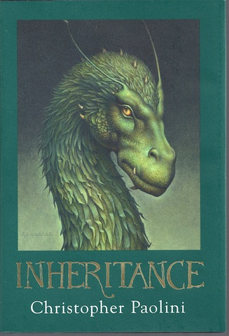 Inheritance (The Inheritance Cycle), Christopher Paolini