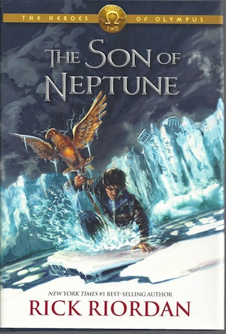 The Son of Neptune [The Heroes of Olympus Book 2], Rick Riordan
