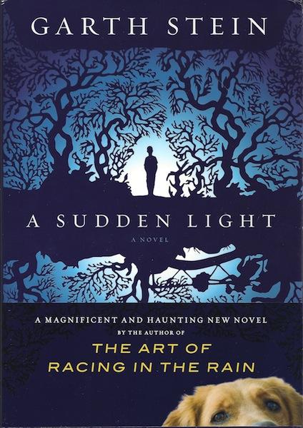 A Sudden Light: A Novel, Stein, Garth