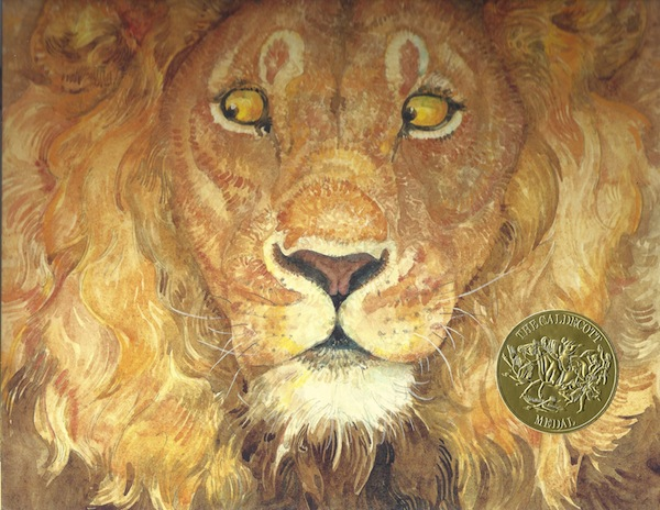 The Lion & the Mouse, Pinkney, Jerry