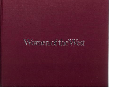 Women of the west, Cathy Luchetti