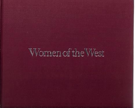 Women of the west, Cathy Luchetti