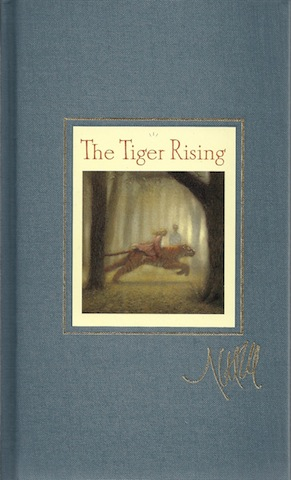 The Tiger Rising Signature Edition, Signed