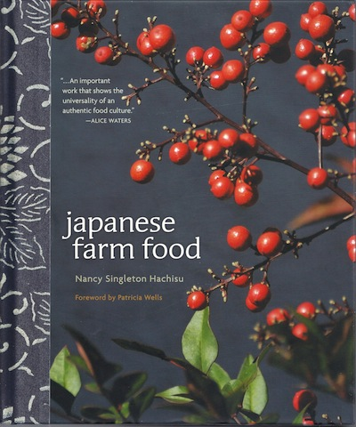 Japanese Farm Food, Singleton Hachisu, Nancy