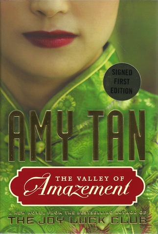 THE VALLEY OF AMAZAMENT, Amy Tan