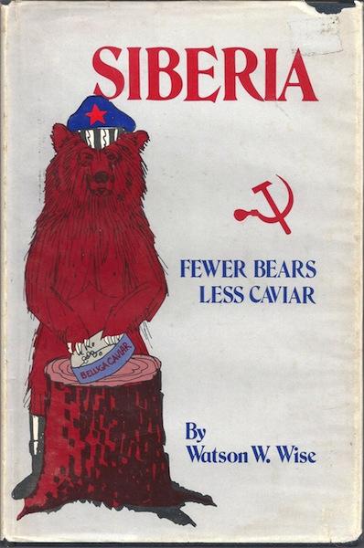 Siberia: Fewer Bears Less Caviar, Unknown