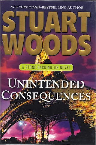 Unintended Consequences (Stone Barrington, Book 26), Woods, Stuart