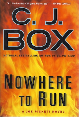 Nowhere to Run (A Joe Pickett Novel), Box, C. J.