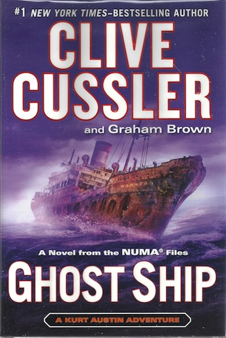 Ghost Ship (The Numa Files), Cussler, Clive; Brown, Graham