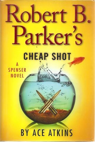 Robert B. Parker's Cheap Shot (Spenser), Atkins, Ace