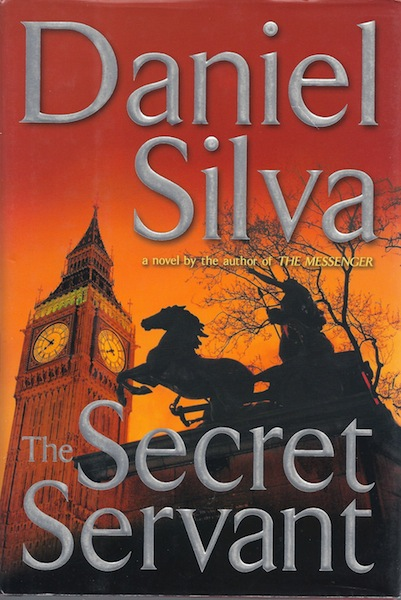 The Secret Servant (Gabriel Allon), Silva, Daniel