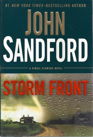 Storm Front (A Virgil Flowers Novel), Sandford, John