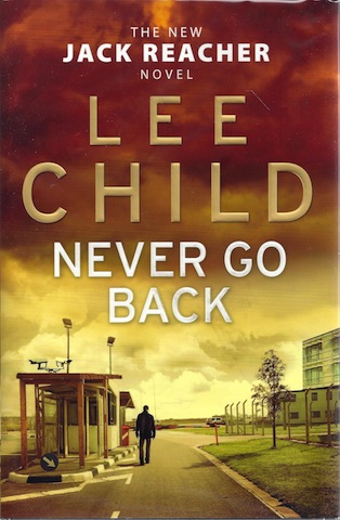 Never Go Back, Child, Lee