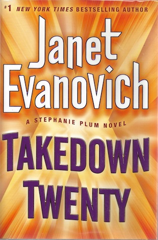 Takedown Twenty: A Stephanie Plum Novel, Evanovich, Janet