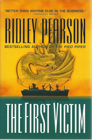 The First Victim, Pearson, Ridley
