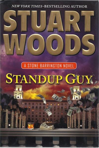 Standup Guy (Stone Barrington), Woods, Stuart