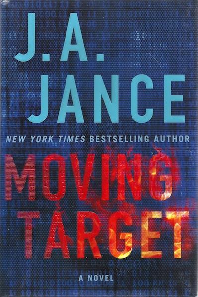 Moving Target (Alison Reynolds), J. A. Jance