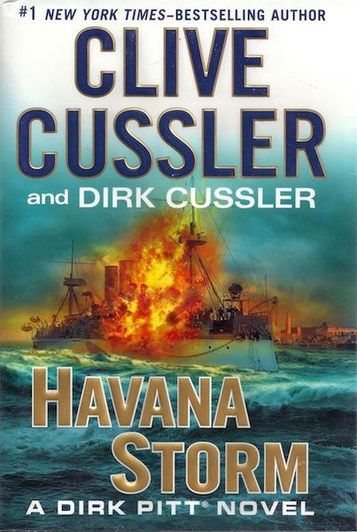 Havana Storm (Dirk Pitt Adventure)Double Signed, Cussler, Clive; Cussler, Dirk