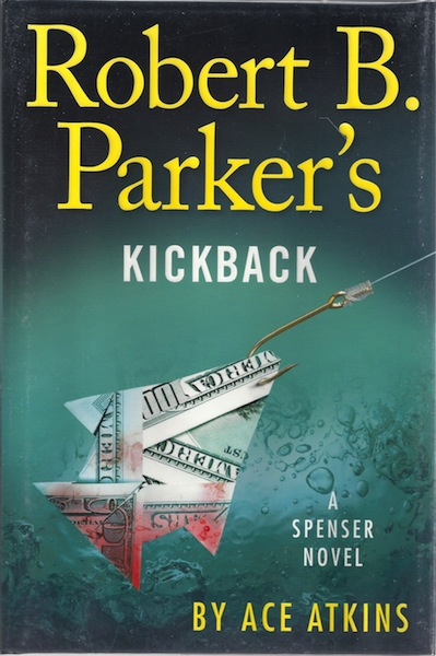 Robert B. Parker's Kickback (Spenser), Atkins, Ace