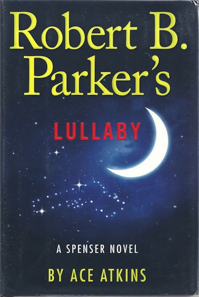 Robert B. Parker's Lullaby (Spenser), Atkins, Ace