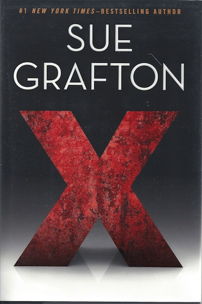 X (A Kinsey Millhone Novel), Grafton, Sue