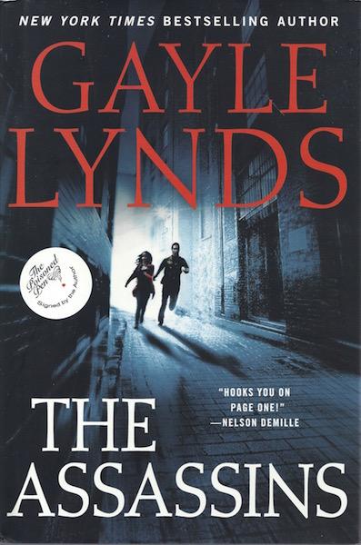 The Assassins (The Judd Ryder Books), Lynds, Gayle
