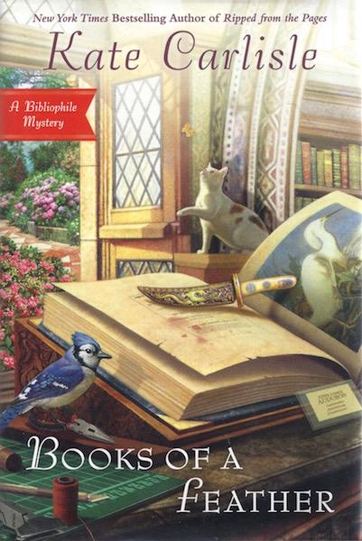 Books of a Feather (Bibliophile Mystery), Carlisle, Kate