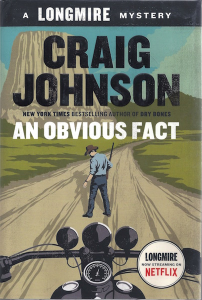 An Obvious Fact: A Longmire Mystery, Johnson, Craig