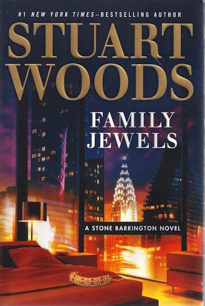 Family Jewels (A Stone Barrington Novel), Woods, Stuart