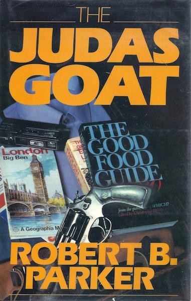 Judas Goat, Parker, Robert B.