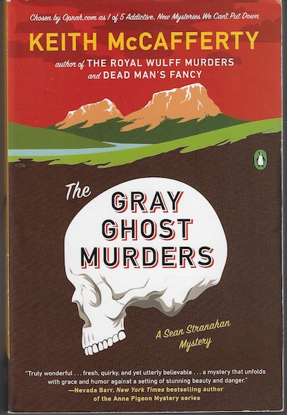 The Gray Ghost Murders: A Sean Stranahan Mystery, McCafferty, Keith