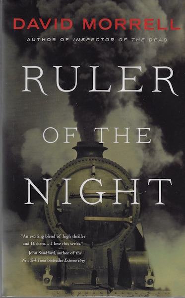 Ruler of the Night (Thomas and Emily De Quincey), Morrell, David